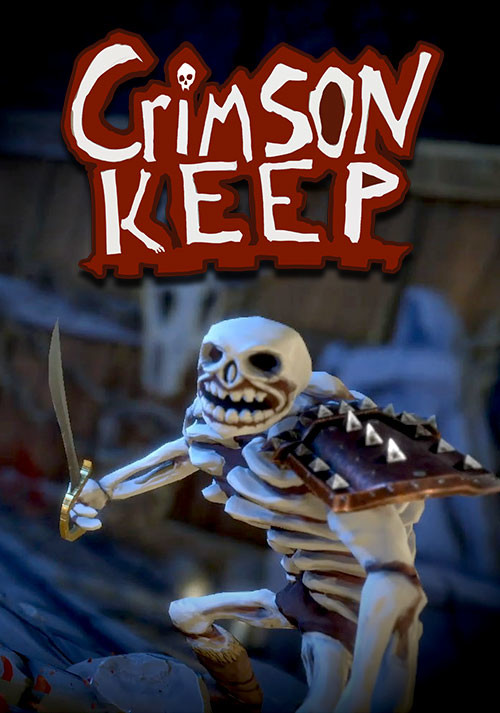 Cover Crimson Keep
