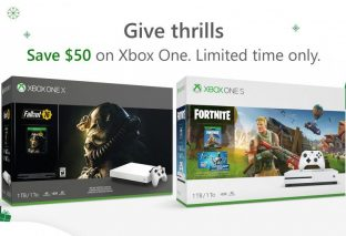 Scontati tutti i pacchetti Xbox One per il periodo Natalizio