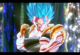 Gogeta Super Saiyan Blue arriva in Dragon Ball Xenoverse 2