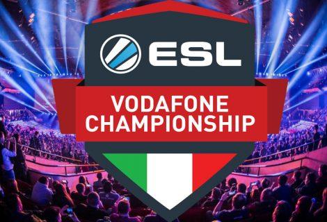 ESL Vodafone Championship: La finalissima di Rainbow Six Siege