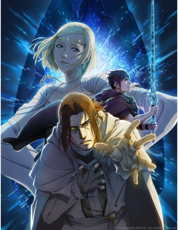 Final Fantasy XV Ardyn anime