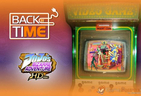 Back in Time - Jojo's Bizarre Adventure HD Ver.