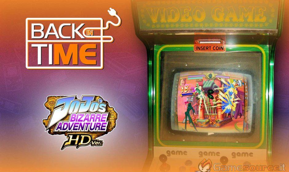 Back in Time - Jojo's Bizarre Adventure HD Ver.
