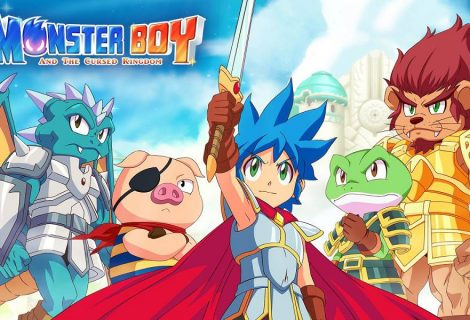 Monster Boy and the Cursed Kingdom - Recensione