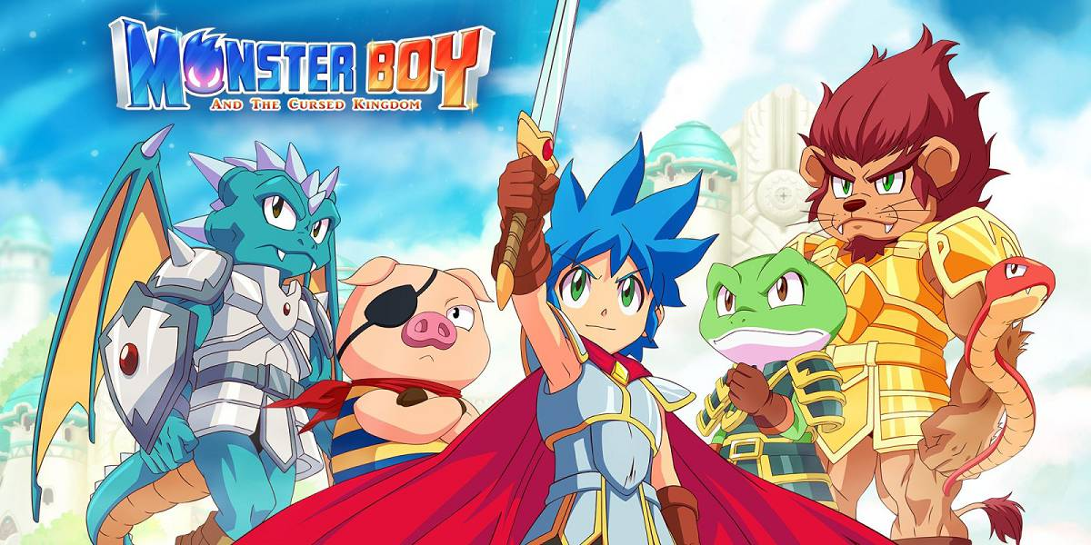Monster Boy and the Cursed Kingdom – Recensione