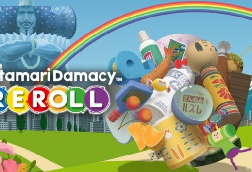Katamari Damacy REROLL è disponibile su Nintendo Switch e PC
