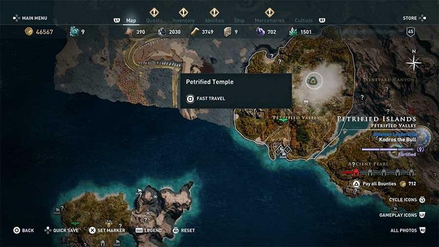 Assassin's Creed Odyssey: Medusa