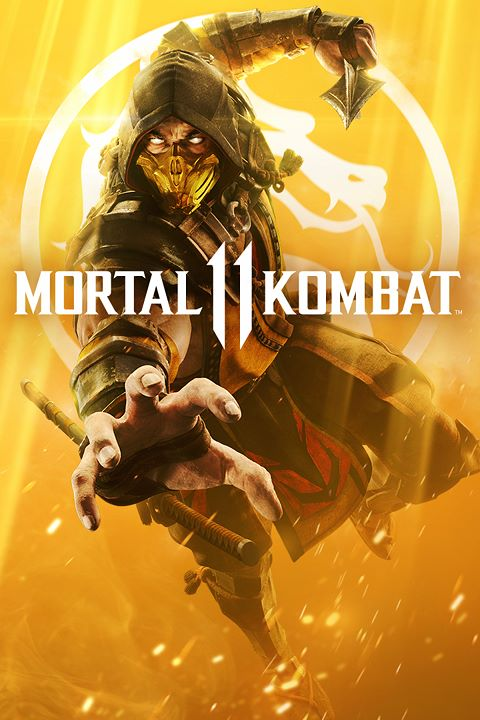 Cover Mortal Kombat 11