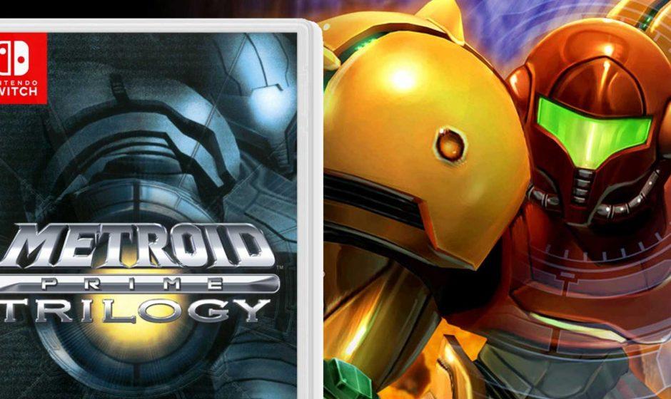 Trilogia di Metroid Prime in arrivo per Nintendo Switch?