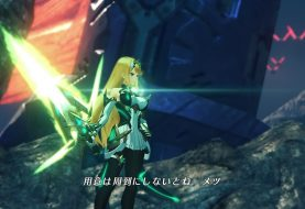 Super Smash Bros. Ultimate, cambio di costume per Mythra