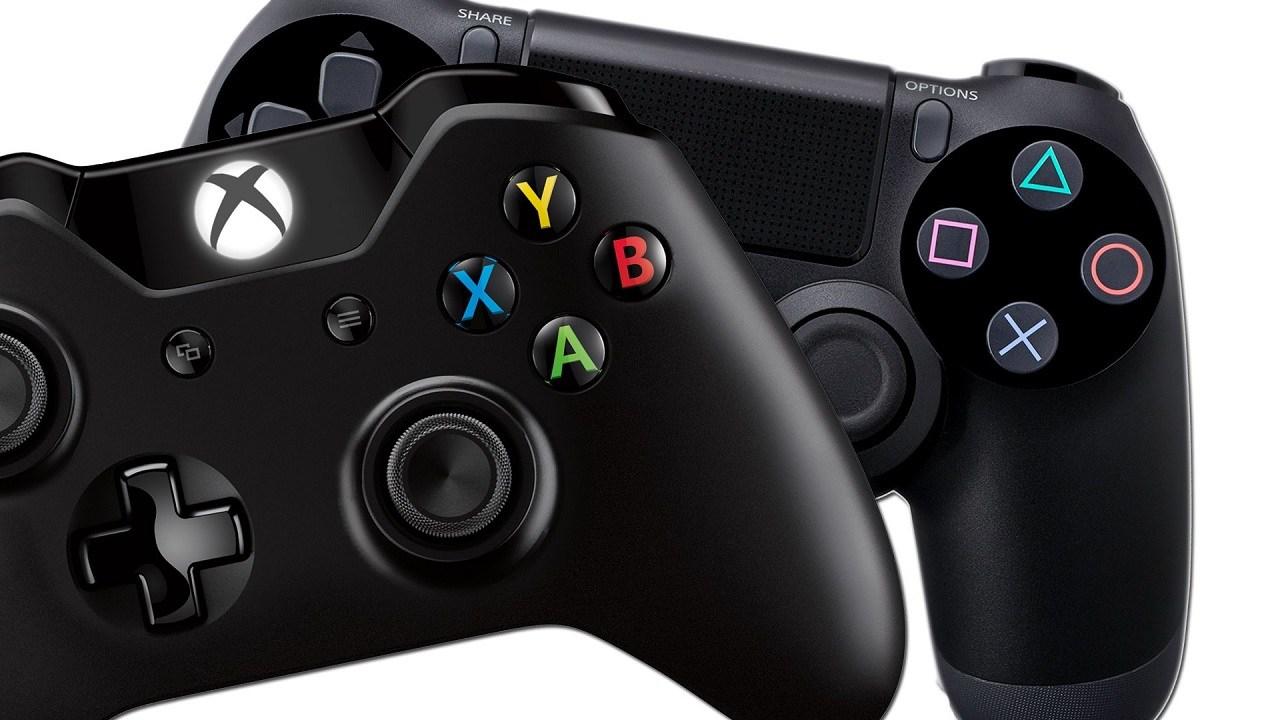 PlayStation 5 Xbox Scarlett