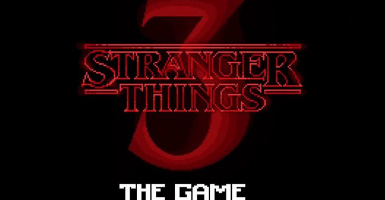 Stranger Things 3: The Game annunciato ai Game Awards