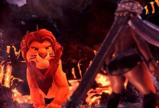 Disponibile per il download la mod de Il Re Leone per Monster Hunter World