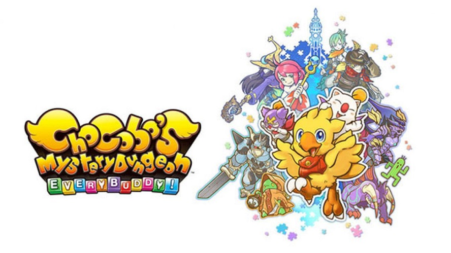 Chocobo's Mistery Dungeon: Every Buddy! - Gameplay del Jump Festa 2019
