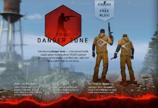 Counter-Strike: Global Offensive - Free to play e modalità battle royale