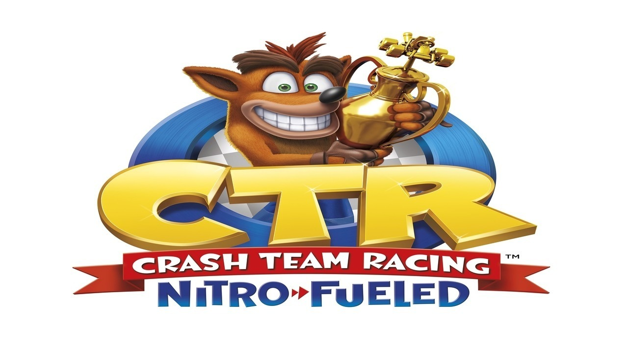 Logo Crash Team Racing