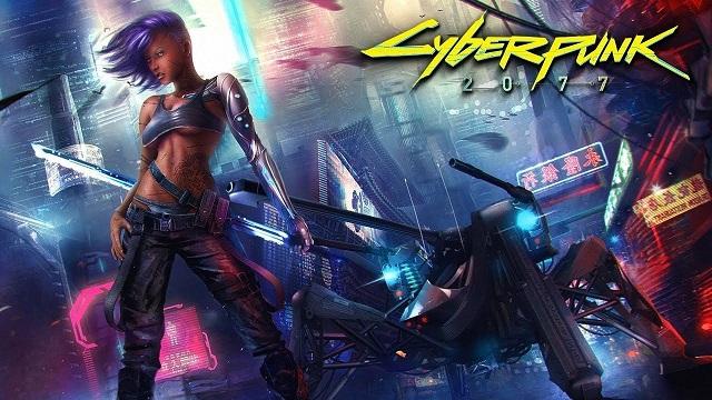 Cyberpunk 2077 diverso
