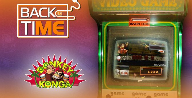 Back in Time - Donkey Konga