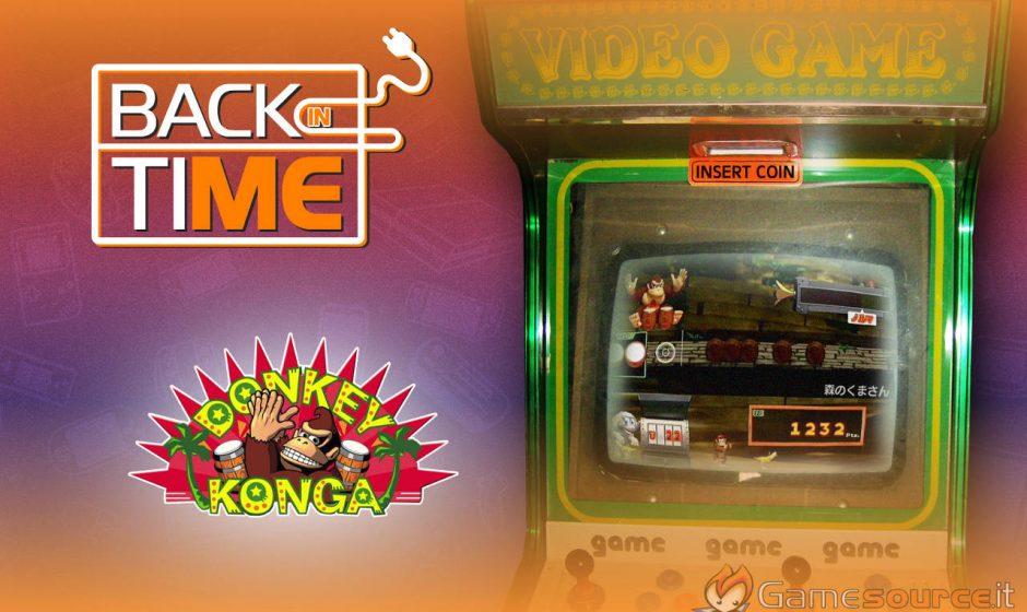 Back in Time - Donkey Konga
