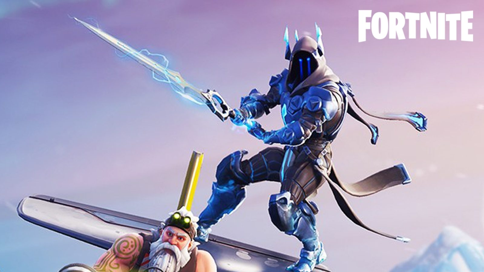 Fortnite Tron