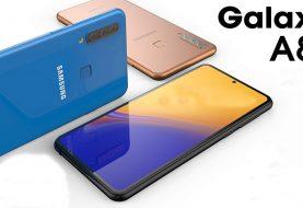 Samsung presenta il nuovo Galaxy A8s