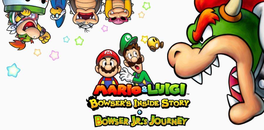 Nuovo trailer per Mario & Luigi: Viaggio al centro di Bowser + Le avventure di Bowser Junior