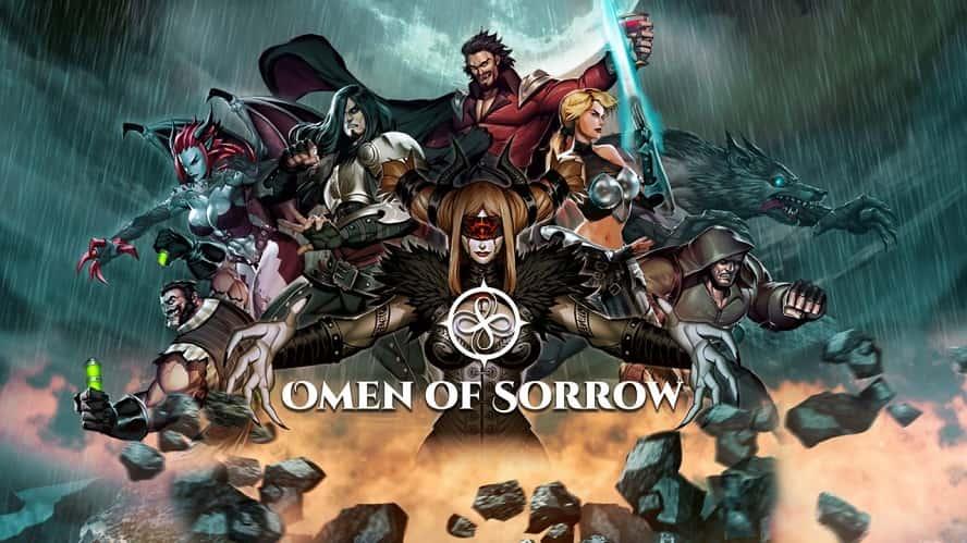 Omen of Sorrow: rivelato il primo personaggio DLC
