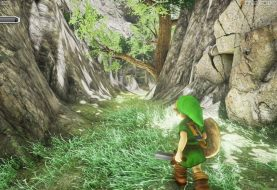 The Legend of Zelda: Ocarina of Time: demo giocabile per il fan remake