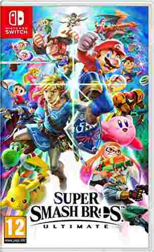 Cover Super Smash Bros. Ultimate