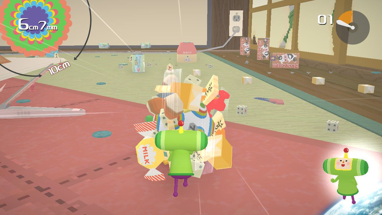 Katamari Damacy Reroll disponibile