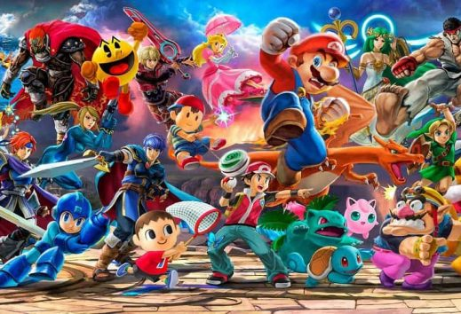 Vendite Super Smash Bros. Ultimate: primi 3 giorni da record