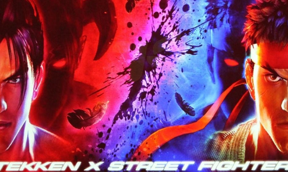 Tekken X Street Fighter: sviluppo al 30%
