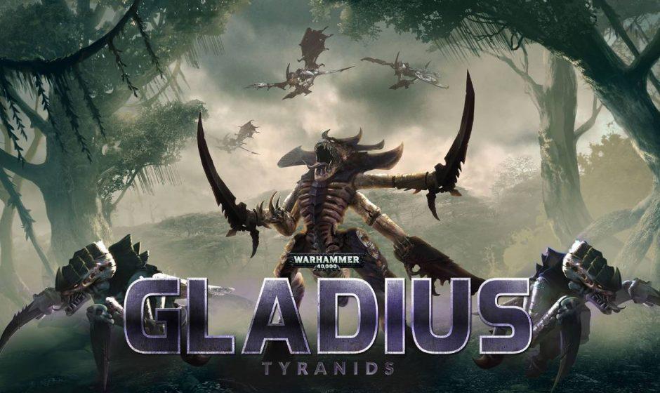 Warhammer 40.000 Gladius - Tyranids - Recensione