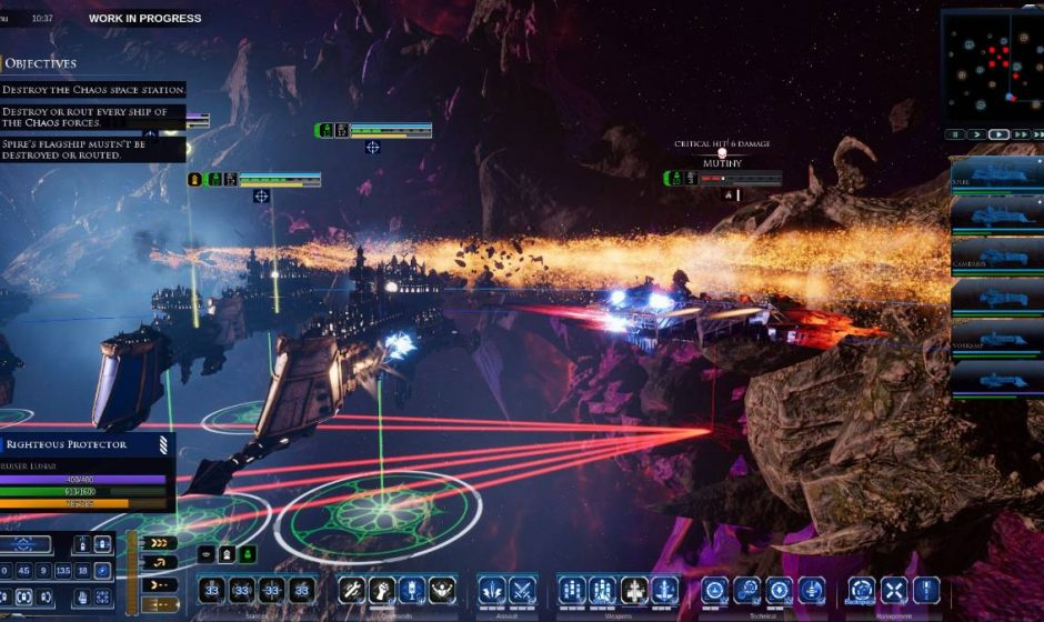 Battlefleet Gothic: Armada 2 - Consigli per iniziare