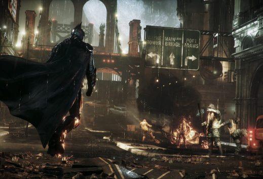Batman Arkham Legacy: reveal ai The Game Awards?