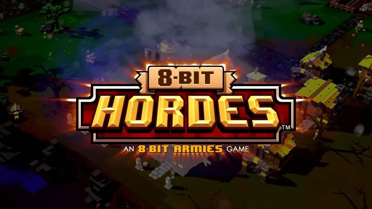 8-bit Hordes – Recensione
