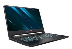 Acer presenta i nuovi notebook da gioco Predator Triton