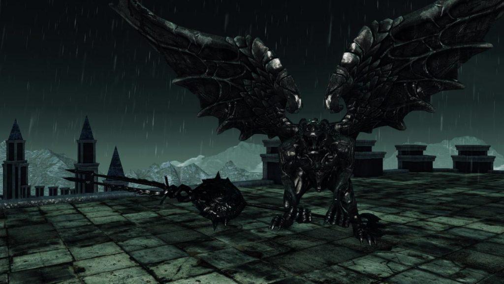 Dark Souls boss