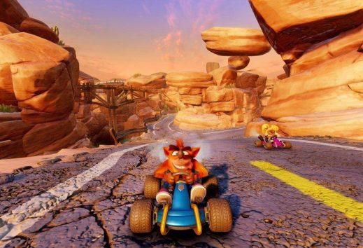 Crash Team Racing, svelato numero utenti online