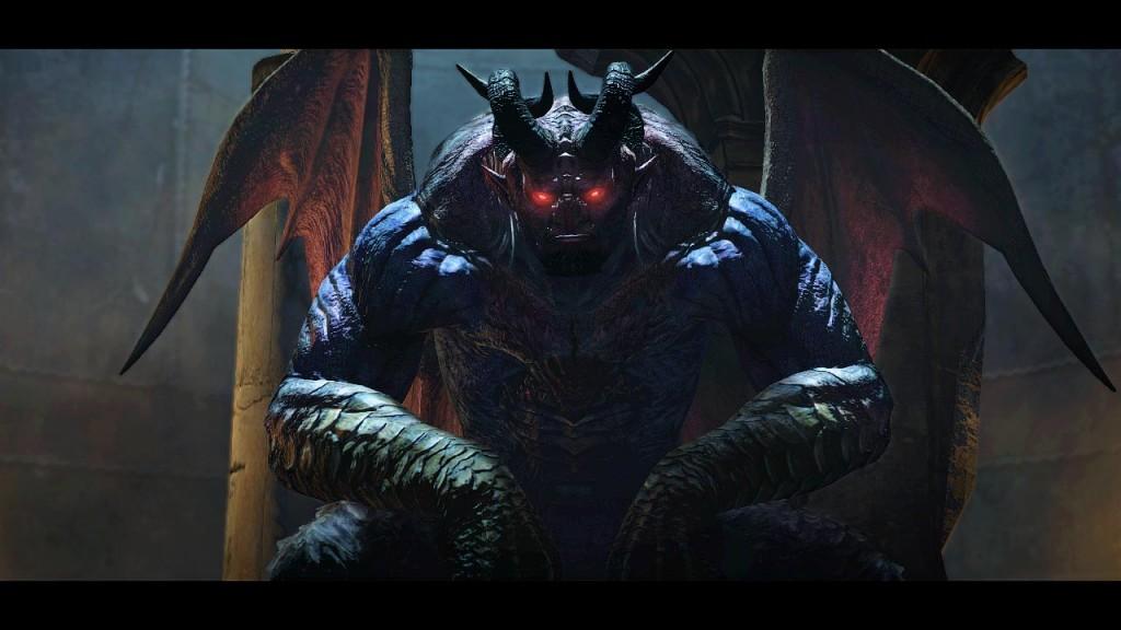 Dragon's Dogma Dark Arisen Switch gameplay