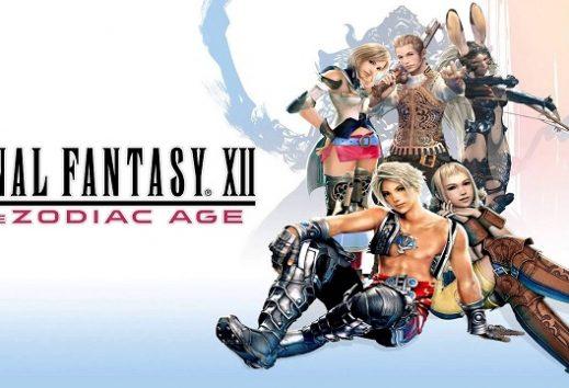 Final Fantasy XII The Zodiac Age in uscita per Nintendo Switch