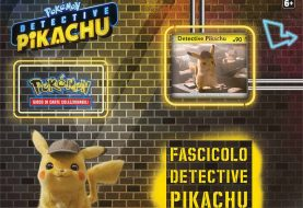 Rivelate nuove carte del GCC Pokémon ispirate al film Detective Pikachu