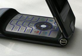 Il ritorno di Motorola RAZR col display pieghevole?