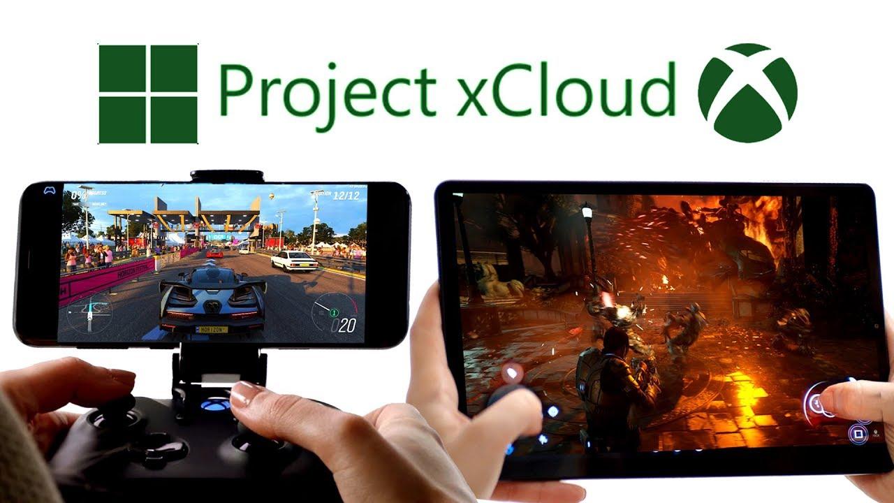 E3 2019 Microsoft project xcloud