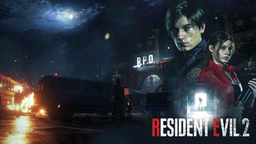 Resident Evil 2 Remake The Ghost Survivors