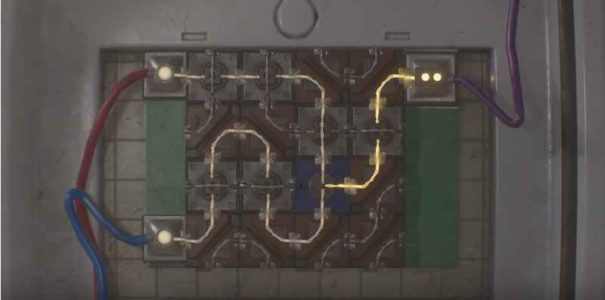 Resident Evil 2 Remake Puzzle Claire