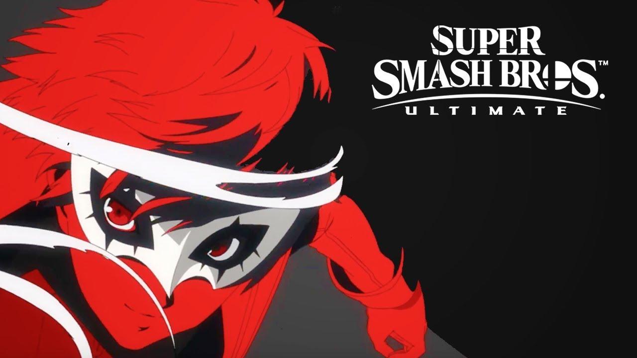 Super Smash Bros. Ultimate Joker