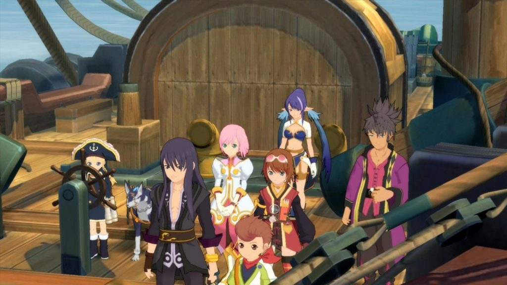 Tales of Vesperia: Definitive Edition side quest