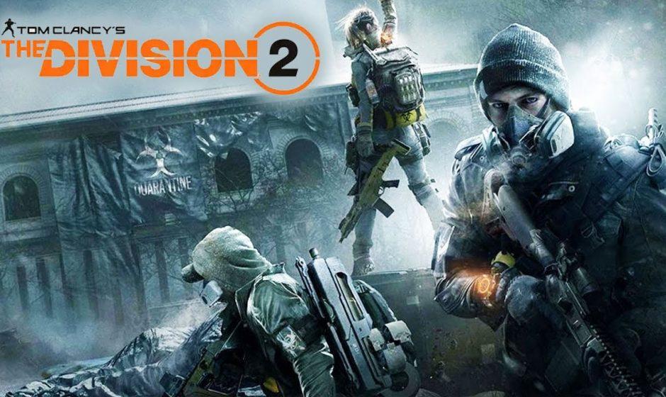 The Division 2 - Nuovi contenuti in arrivo