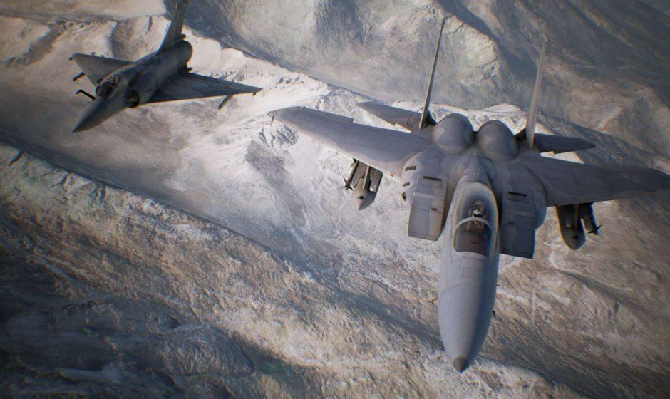 Ace Combat 7 festeggia il secondo anniversario